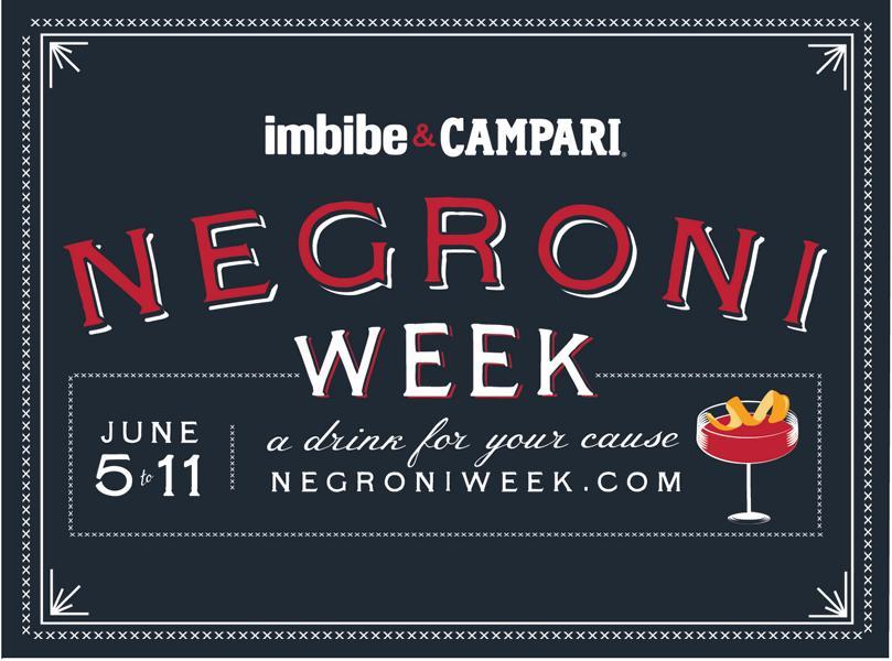 Negroni week 2017 Tinos Bar