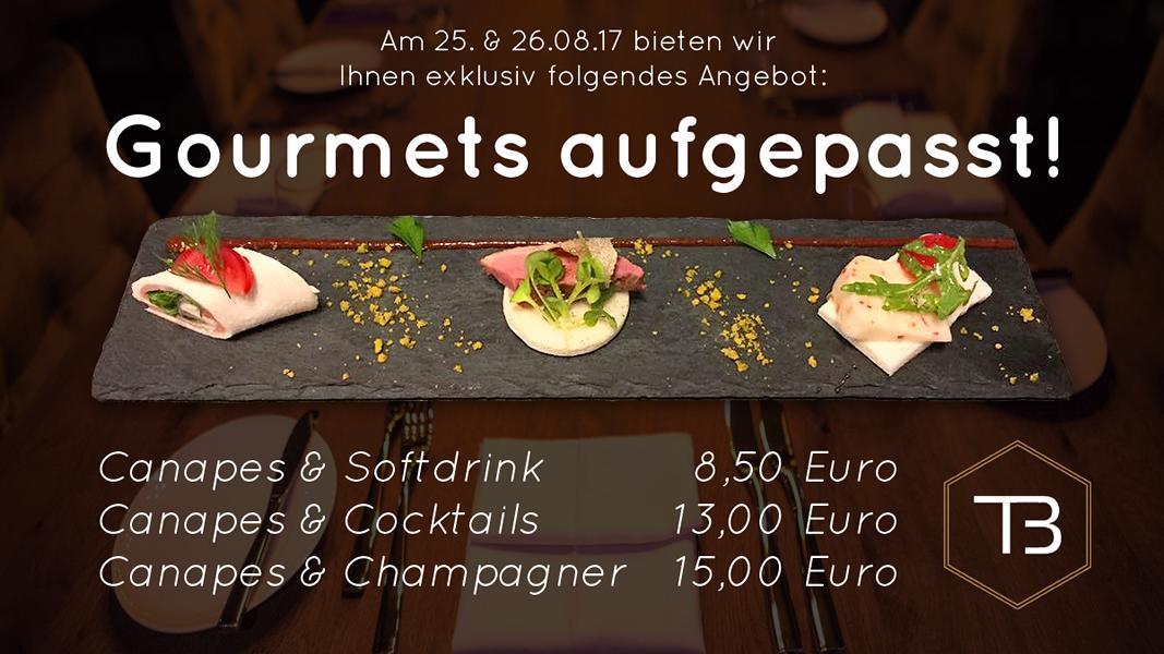 Gourmet Festival 2017 Angebot